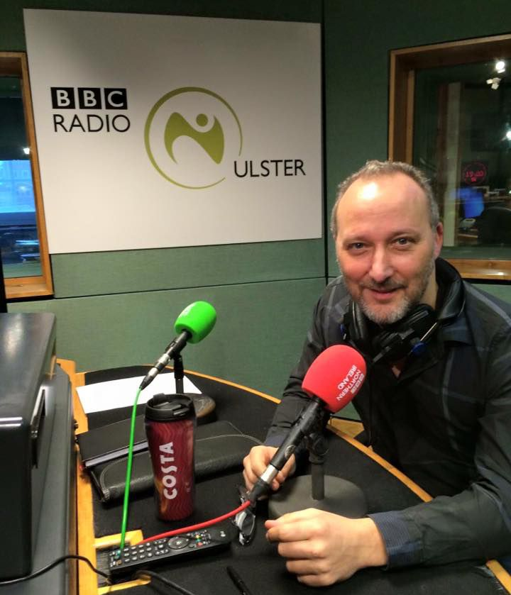 peter corry productions radio ulster